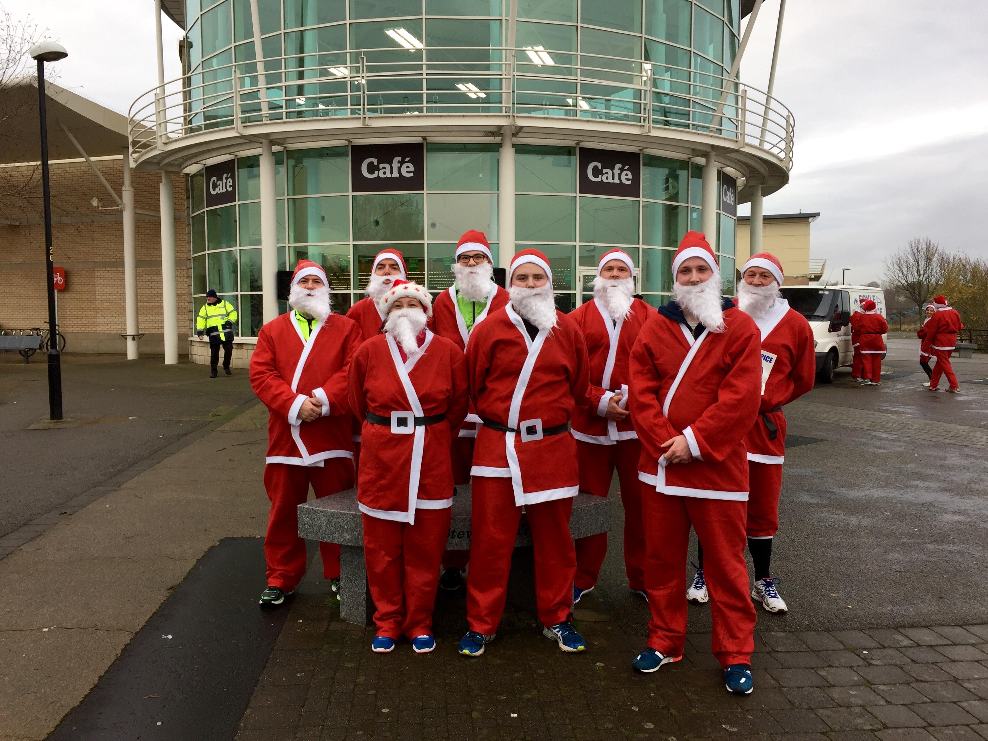 Santa dash fast